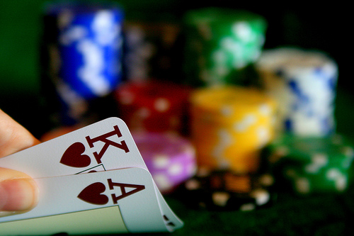 Merits of betting on casino websites