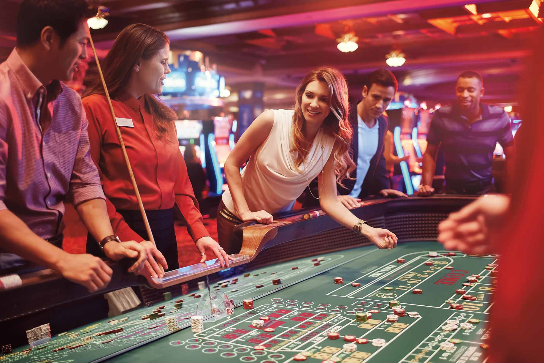 About Live Dealer Casinos